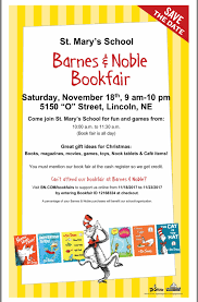 Barnes & Noble Book Fair | St. Mary Catholic School The Story So Far A Beautiful Day For Barnes Fair Bike Sale On Twitter Got A Bike To Sell Bring St Mary Music With Mr Barrett Jefferson Book Noble Ii Community Association Richmonds Biggest Fundraising Festival Takes Richard Sewell And Everything Has Been Bit Food Parade Paul Robertson Flickr Club Roegeneration And Sky Islands Public High School