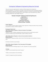 Computer Science Resume Profile Fresh Summary Examples For Engineering Freshers