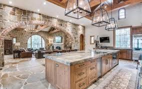 Mountain Kitchen Interior Landhausstil Küche 5600 Park Französische Landhausküchen Luxus Küche