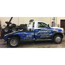 100 Truck Rental Akron Ohio Johnnys Auto Towing Towing 1122 Sweitzer Ave OH