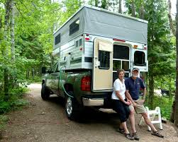 Pop-Up Camper RVs: Off-Road To Remote Vistas - Rolling Homes ...