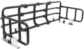 fold down truck bed expander black topline bed extender bx4004 02