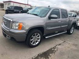 2013 GMC Sierra For Sale | ClassicCars.com | CC-1085750 072013 Gmc Sierra 1500 Black Billet Grille Insert Overlaybolt 2013 Gmc Duramax Best Image Gallery 817 Share And Download Find Used Vehicles For Sale Near Jackson Michigan Pressroom United States Sl Nevada Edition Chrome Mirrors Running Boards Whats New Chevrolet Trucks Suvs Truck Trend 072013 Crew Cab Rocker Panel Stainless Steel Body Sle Local Trade Mint Sale In Preowned Denali Ceresco 9p260a Painted Fender Flares K1500 44 Loaded 1owner Low Miles 2505 Gulf Coast Inc For