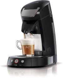 Cappuccino Select Machine Caf Dosettes Hd7853 61 Senseo