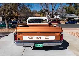 1971 GMC Pickup For Sale | ClassicCars.com | CC-978388 1971 Gmc Pickup F133 Denver 2016 C10 Gaa Classic Cars C1500 Custom Gateway 439nsh 2500 For Sale 2096731 Hemmings Motor News C25 Pickup Truck With 400ci V8 Speed Monkey Ck 1500 Near Carson California 90745 Classics Hangin A Front Group Trucks Truck Sale Classiccarscom Cc1049872 Sierra Stepside The Car Trust Suburban Stake Cab Chassis Series 13500 Truck Front Fenders Hood Grille Clip For Sale Trade