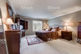 master schlafzimmer innenraum mit vintagemöbelset stockfoto und mehr bilder architektur