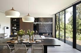 Full Size Of Modern Hanging Lights 3d Model Pendant Light Wood And Aluminum Lamp Black White