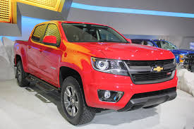LA Live - 2015 Chevrolet Colorado