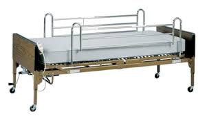 Rental Hospital Bed Full Electric