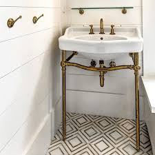 Unlacquered Brass Bathroom Faucet by Best 25 Waterworks Bathroom Ideas On Pinterest Waterworks