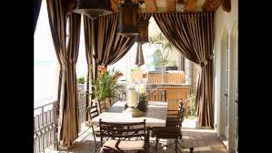 outdoor drapes pottery barn outdoor drapes reviews youtube