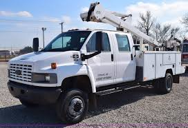 100 Bucket Trucks For Sale In Pa 2006 Chevrolet C4500 Crew Cab Bucket Truck Item E6151 SO