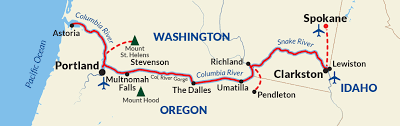 Columbia Snake River Cruises From Portland