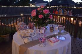 Backyard Birthday Party Ideas Sweet 16 Awesome