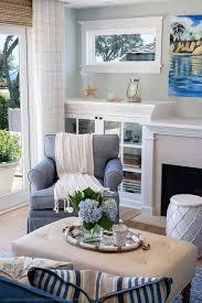 Curtains Coastal Living Room Set Debra Lynn Henno Design Santa Barbara Residence