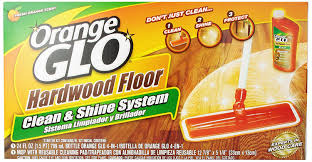 Orange Glo Hardwood Floor Refinisher Home Depot by Amazon Com Orange Glo Hardwood Floor Clean And Shine System