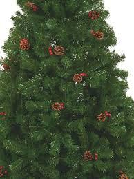 6ft Artificial Christmas Tree Unlit Alberta Spruce Slim Wondershop Lowes