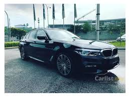 BMW 530i 2017 M Sport 2 0 in Selangor Automatic Sedan Black for RM
