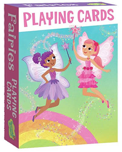 Peaceable Kingdom | Fairies Playing Cards