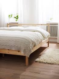 Ikea Edland Bed by Best 25 Ikea Metal Bed Frame Ideas On Pinterest Ikea Metal Bed