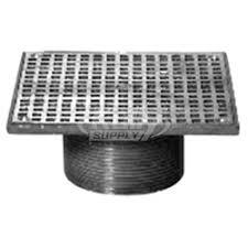 zurn z400 type s square floor drain strainer zurnproducts com