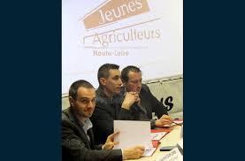 chambre agriculture haute loire economie les jeunes agriculteurs altiligériens veulent oublier 2015