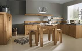 cuisine bois massif contemporaine cuisine en l cuisine bois massif moderne bahbe com