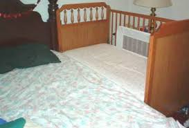 Co Sleepers That Attach To Bed by Peaceful Parenting Turn Your Crib Into A Cosleeper