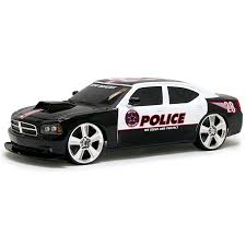 100 New Bright Rc Truck 110 Scale Remote Control Full Function Dodge Police Car