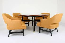 Harvey Probber Game Table And Chairs