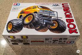 100 Monster Truck Lunch Box Tamiya Box Build