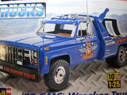 1977 Gmc Tow Truck Re-issue WIP - Scale Auto Magazine - For Building ... 1977 Gmc 4x4 My Fantasy Fleet Pinterest Gmc And Cars Junkyard Find Rally Stx Van The Truth About Sarge Pickup Classic Wkhorses Sprint Caballero Wikipedia Another Mikeo37 Sierra 1500 Regular Cab Post Classics For Sale On Autotrader Super Custom 496 Pickup Truck Build Project Youtube Grande 1947 Present Chevrolet High Sale 4x4 Custom_cab Flickr Questions How Does One Value A Classic