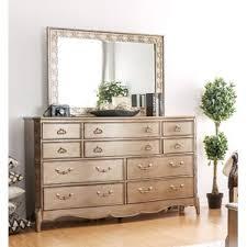 Wayfair Dresser With Mirror by Metal Dressers You U0027ll Love Wayfair