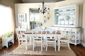 Country Style Dining Rooms Country Dining Room Ideas 8 Wall Decor