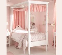 Poppy Single Four Poster Bed
