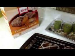 Libbys Pumpkin Bread Kit by Libby U0027s Pumpkin Bread Youtube