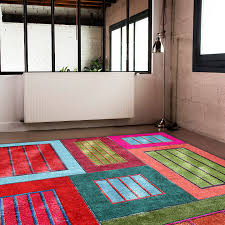 tapis contemporain roche bobois tendance les se la jouent arty