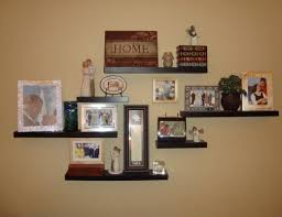 Full Size Of Shelfbeautiful Wood Wall Display Shelves Handmade Mount Rustic Coat