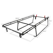 100 Discount Hitch And Truck Accessories Weather Guard Fast Rack 1280 Full Black Steel