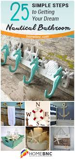 25 Best Nautical Bathroom Ideas And Designs For 2019 Guest Bathroom Ideas Luxury Hdware Shelves Expensive Mirrors Tile Nautical Design Vintage Australianwildorg Decor Adding Beautiful Dcor Nautica Tiles 255440 Uk Lovely 60 Inspiring Remodel Pb From Pink To Chic A Horrible Housewife 25 Stunning Coastal 35 Awesome Style Designs Homespecially For Home Purple Small Blue With Wascoting And Clawfoot Fresh Colors Modern