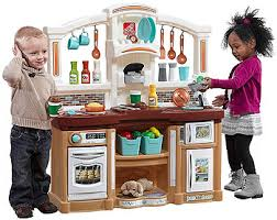 Step2 Furniture Toys by Just Like Home Fun With Friends Kitchen Neutral Toys