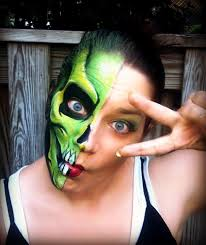 Halloween Half Mask Makeup by 30 Amazing Halloween Half Face Makeup Ideas For You To Try