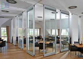 séparation en aluminium de bureau en ventes qualité séparation