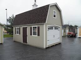 12 X 20 Modern Shed Plans by 100 Gambrel Garage 1970s Suburban Residential Two Story