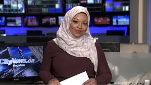 Meet Canadas First Hijab Wearing TV News Anchor