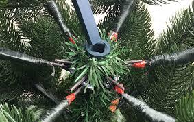 7 Ft Slim Xmas Trees by Best Artificial Slim Premium 7ft 205cm Real Feel Hinged
