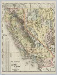 California And Nevada