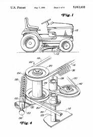 Craftsman Lt1000 Drive Belt Replacement by Murray Riding Lawn Mower Drive Belt Diagram Chentodayinfo