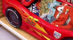 Little Tikes Lightning Mcqueen Bed by Cars Lightning Mcqueen Toddler Bed Lights Decoration
