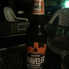 Travelers Pumpkin Beer by My Back Porch Drinking A Beer Mount Lebanon Pa Venue